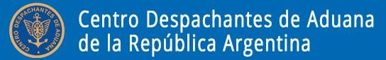 Centro Despachantes de Aduana de la República Argentina