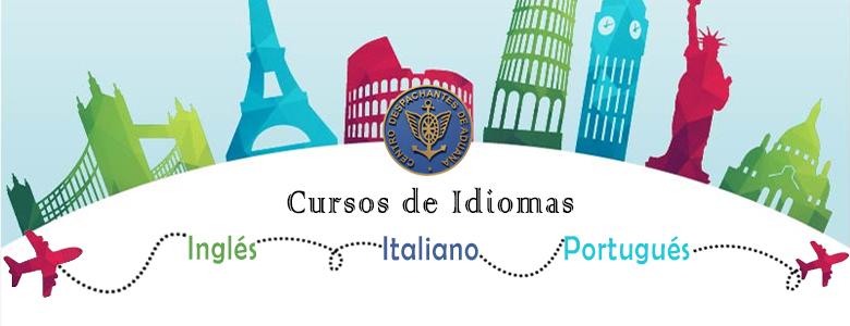 VENI A ESTUDIAR INGLES, ITALIANO Y PORTUGUÉS AL CDA
